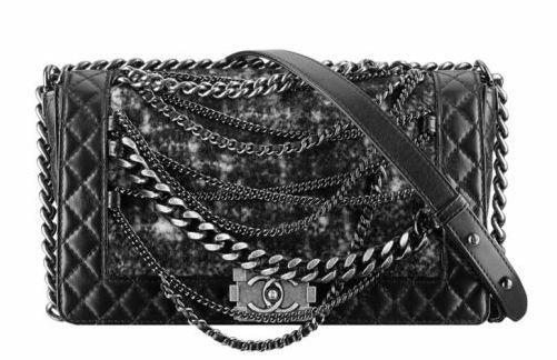 FW 2013 Boy Chanel