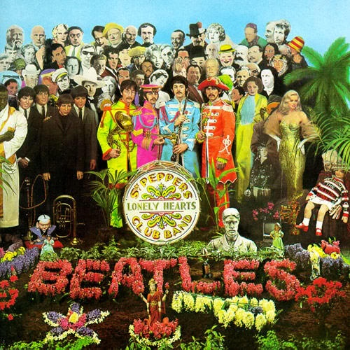 /// The Beatles / Sgt. Pepper's Lonely Hearts Club Band #pop #britpop #beatles #music
