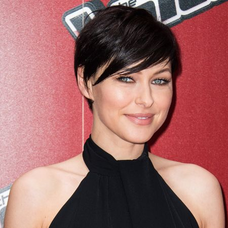 Emma Willis attends the launch of 'The Voice UK' Series 4 at The Mondrian Hotel London, January 5, 2015