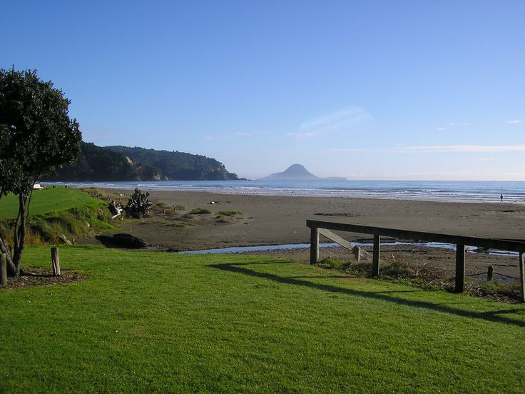 Opotiki is a town in the eastern Bay of Plenty in the North Island of New Zealand.
