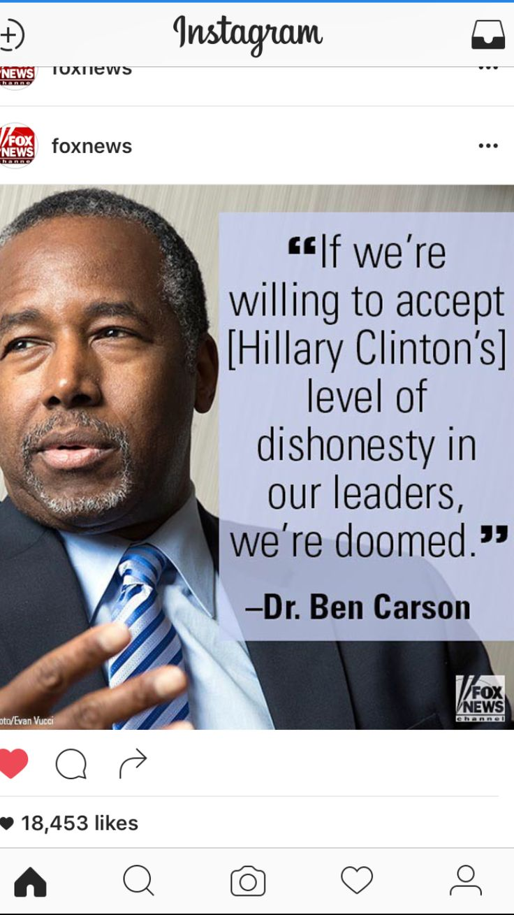 Dr. Ben Carson. Clean up Washington ton, vote Trump!
