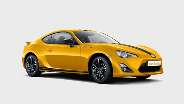 Toyota GT 86 limited edition #ToyotaGT68 #Autokm0TV