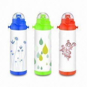 Fashionable Plastic Sports Water Bottles