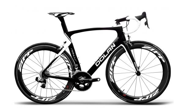 Dolan Rebus Carbon Road Bike - Dura-Ace R9150 DI2 (standard design)