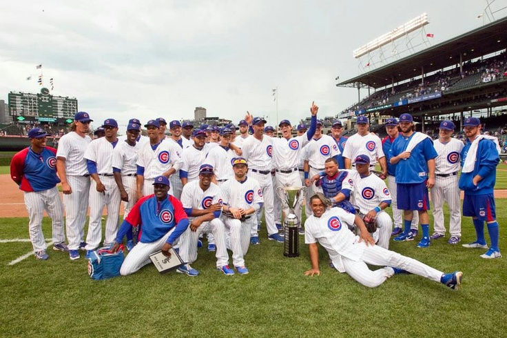 Chicago Cubs clinch the crosstown classic cup by defeating Sox 5.30.13