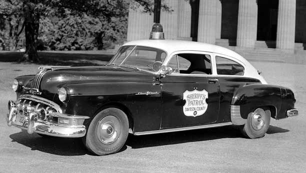 Mayberry police car in front of Andy Griffith boyhood home in Mt Airy, NC…