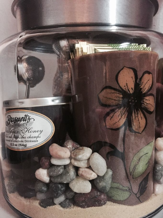 Gifts in a jar DIY | Wang Theory