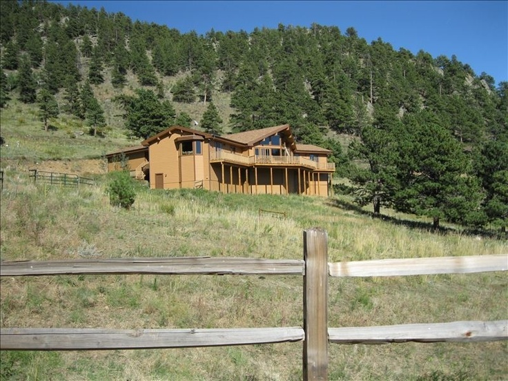 House vacation rental in golden from vacation for Cabins in denver colorado for vacation