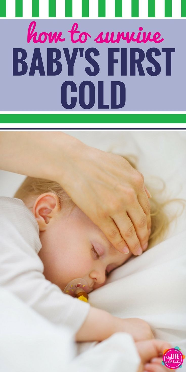 So, Baby got their first cold? Click here to find tips on how to survive!   baby, baby boy, baby girl, sick baby, baby cold remedies