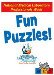 Download Our Medical Laboratory Fun Puzzles