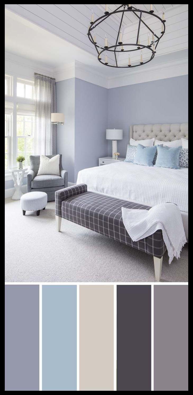 20 Beautiful Bedroom Color Schemes Color Chart Included Bedroom Colors Paint Bedroom Beautiful Bedroom Colors Blue Bedroom Colors Best Bedroom Colors Room color ideas app