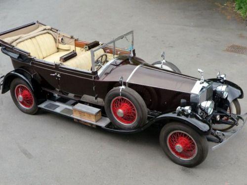 1926 Rolls-Royce Ph I
