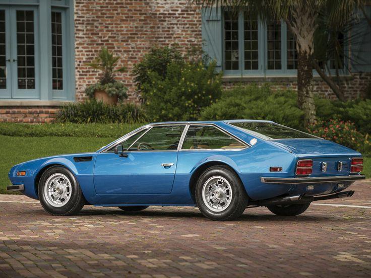 1972 Lamborghini Jarama 400 GT - LGMSports.com