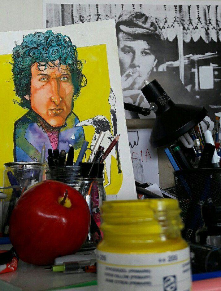 Tweets con respuestas por Victor Abarca Lizana (@VALilustrador) | Twitter #BobDylan #TomWaits #Anti-Records #musicians #NobelPrize2016 #NobelPrizeLiterature #Voices #StrongestVoicesEver #Poet #Poets #Artists
