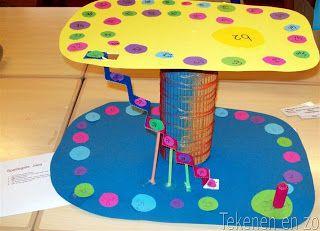 Ontwerp een bordspel