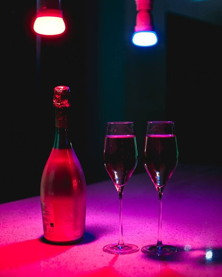 #SetTheMood for celebration. Celebrate with light, with drinks and with loved ones