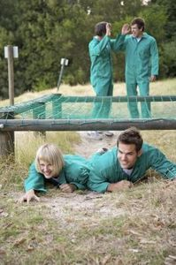 Obstacle Building Games