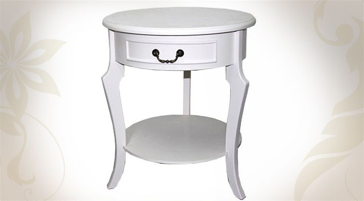 17 best images about table de chevet d 39 appoint on pinterest draw hand - Table chevet blanche ...