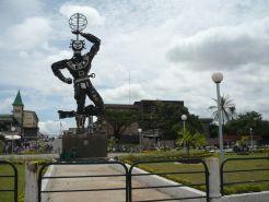 Statue De La Nouvelle Liberte, Douala