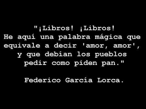 Federico Garcia Lorca                                                                                                                                                                                 Más
