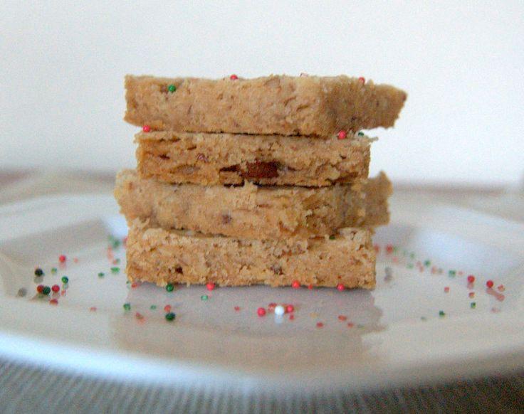 Cinnamon Pecan Shortbread: Cinnamon Pecans, 365, Cookies Parties, Of ...