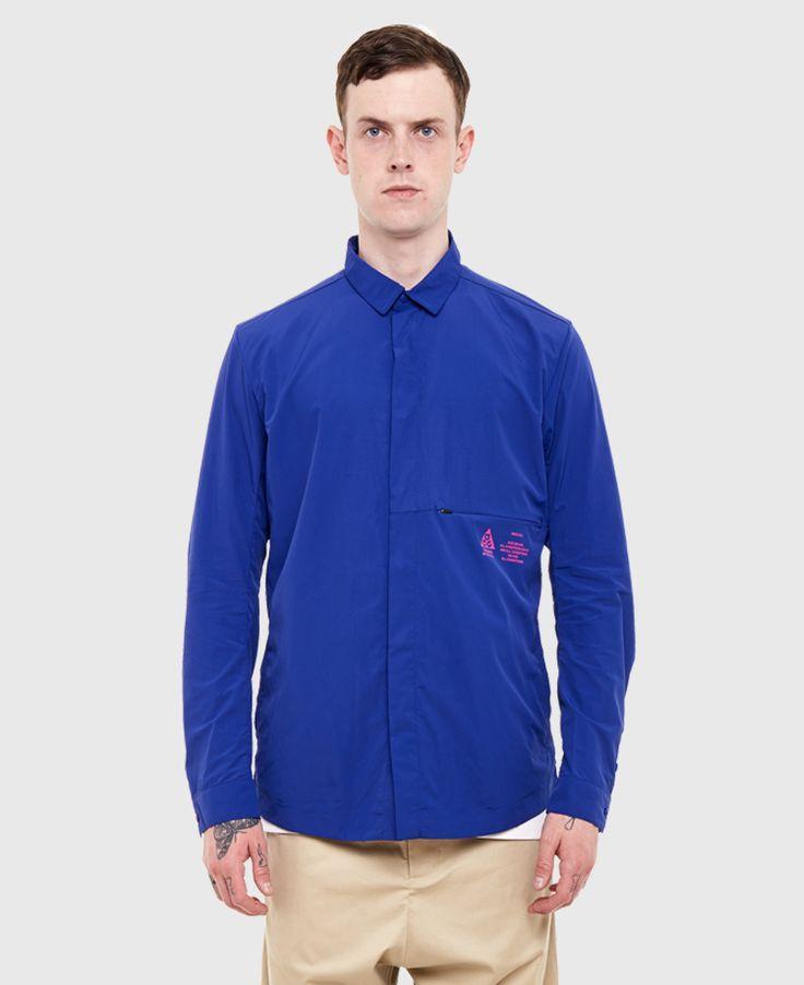ACG Shirt Jacket Deep Royal Blue