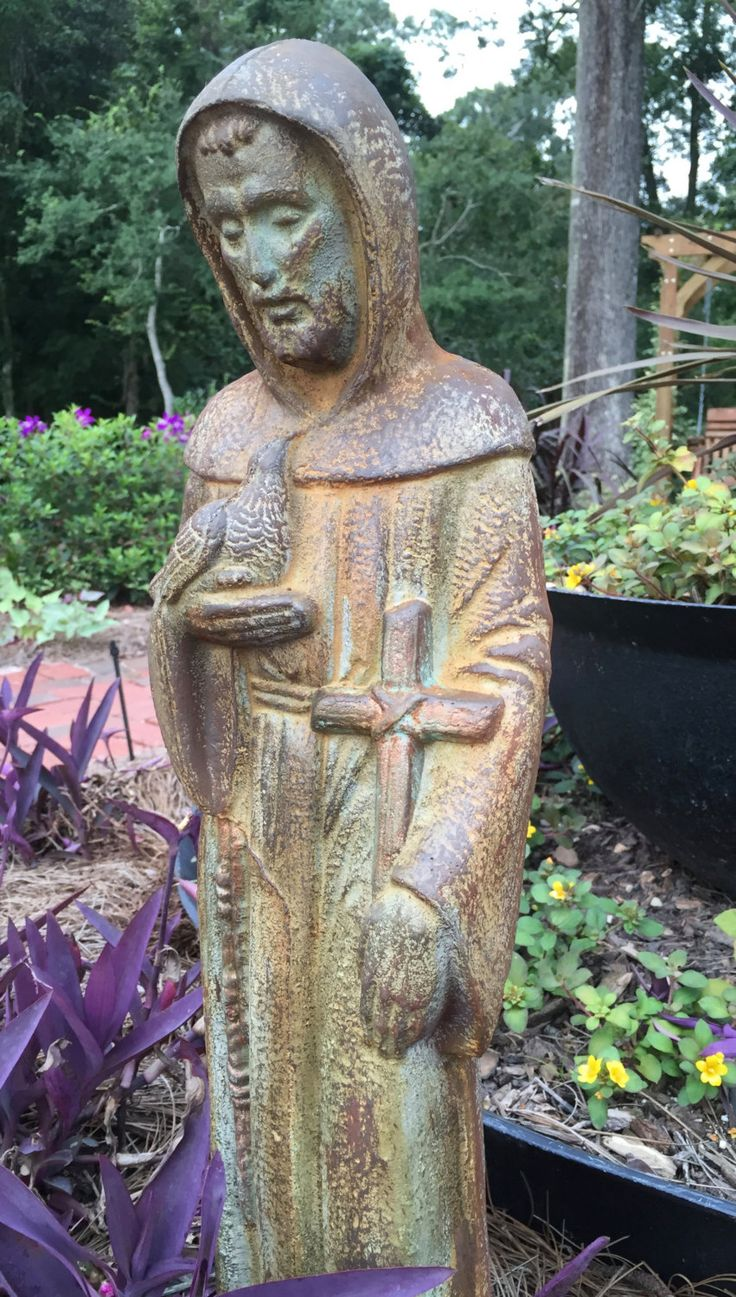 St Francis Garden Statue