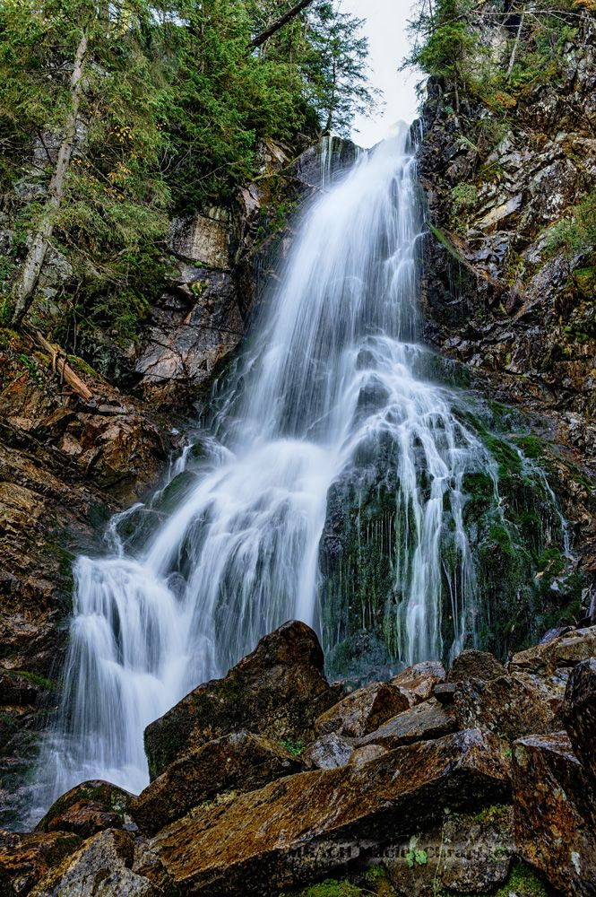 Tatry » Wyżni Rohacki Wodospad » MRACH Fotografie