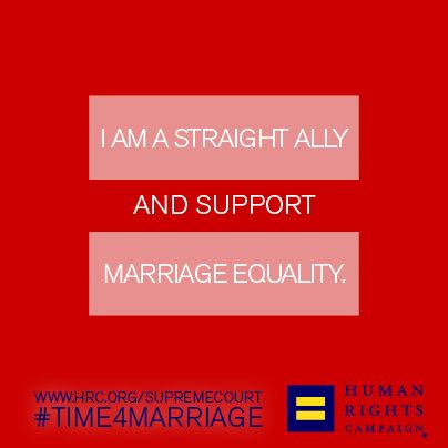 #HRC goes viral for #MarriageEquality.  http://www.hrc.org/viral
