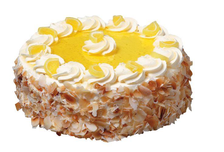 Tangy Lemon Torta