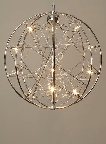 Tatiana Pendant - illuminate  - Home & Lighting BHS