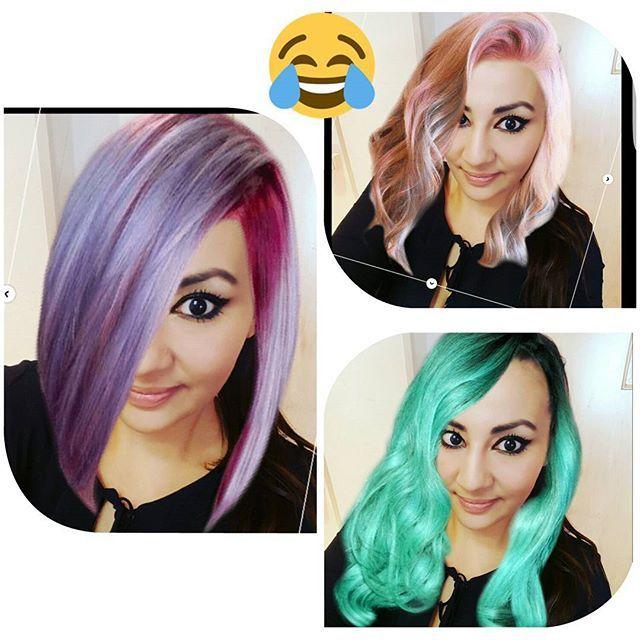 Top 100 hairstyle app photos #hairstyleapp #giocando ho scoperto che bionda faccio ribrezzo..invece con un blu elettrico o un violaperla mi piaccio...😖 😂😂😂😂 See more http://wumann.com/top-100-hairstyle-app-photos/