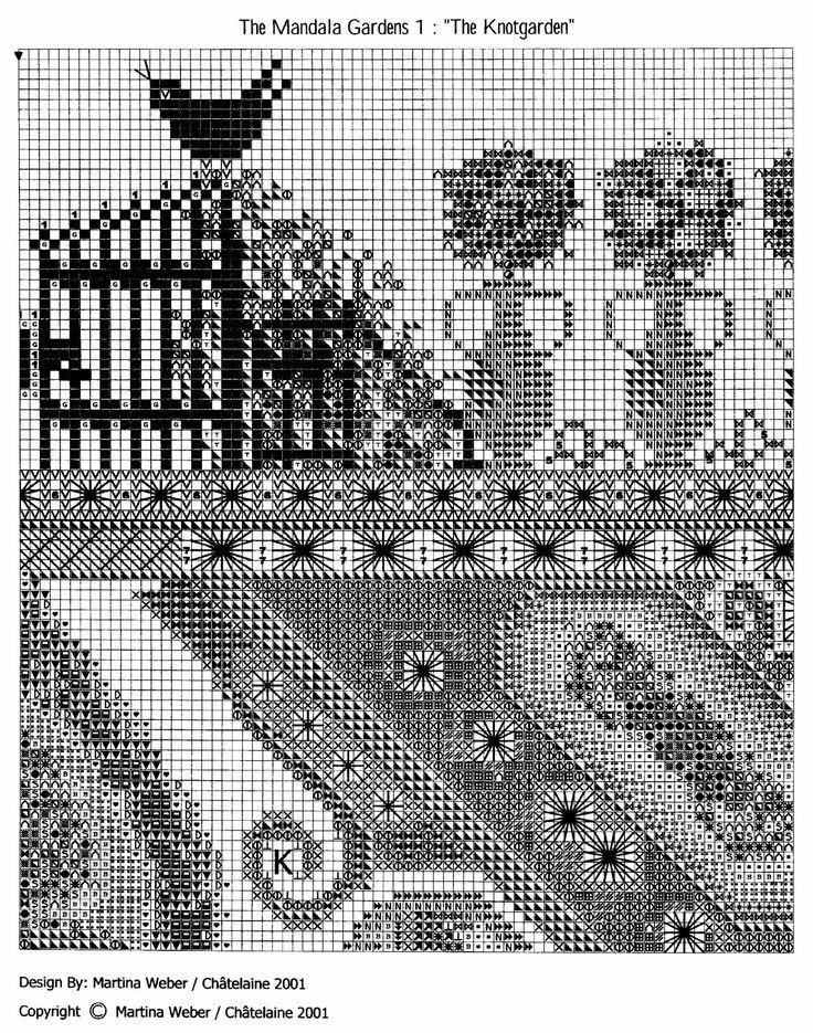 knot garden 6/19