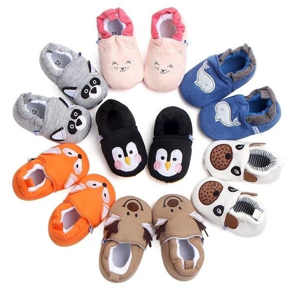 Toddler Baby Boy Girl Knit Crib Shoes Cute Cartoon Anti Slip Prewalker Baby Slippers Wish In 2020 Baby Boy Shoes Crib Shoes Girl Best Baby Shoes