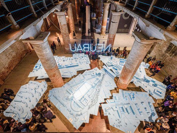 Chiude la 15. @Biennale di #Venezia. L'opinione diffusa è che la mostra sia diventata il punto di riferimento più significativo per il mondo dell'#architettura.