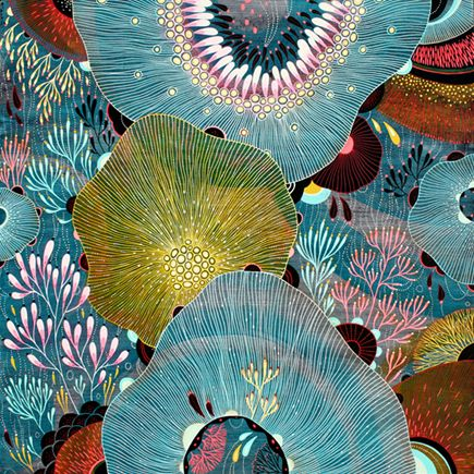 Yellena James - Gallery. Painting