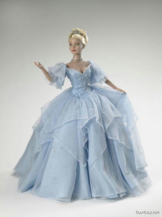 cinderella doll ~ by robert tonner                              …