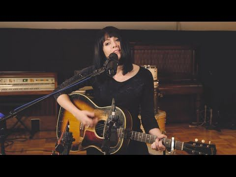 Stronger Than You Feel (Live @ RCA Studio A) - Jessica Frech