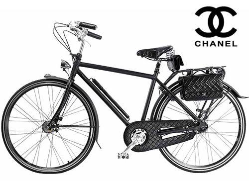The $17,000 Chanel Bicycle #luxury