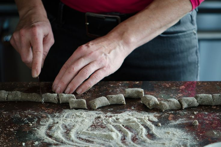Buckwheat Gnocchi - Gluten Free from Northern Italy | Italian Food, Wine, and Travel