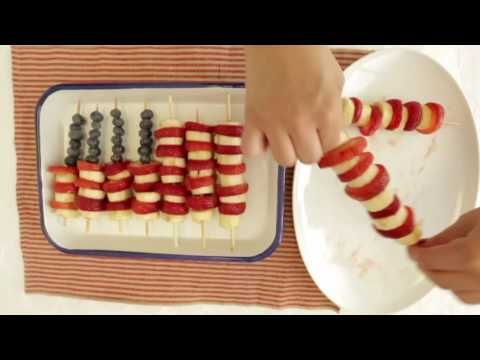 Need Something To Take To A Of July Party Or BBQ? Here Are A Few Easy, Quick  And Festive Ideas!