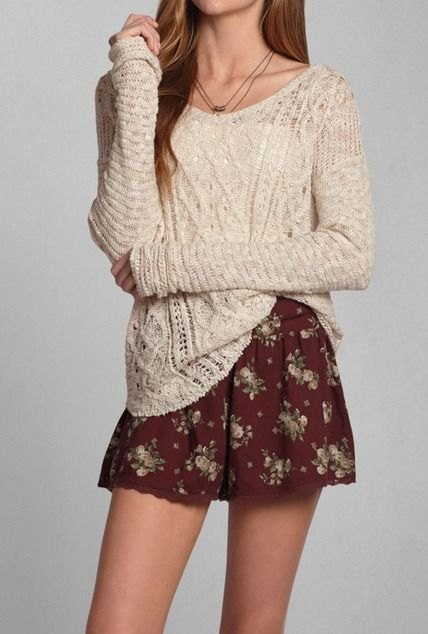 Christa Sweater. I love this sweater but not everyone can pull off the flowy & flowy combo so I suggest skinny blue jeans lightly pre-ripped