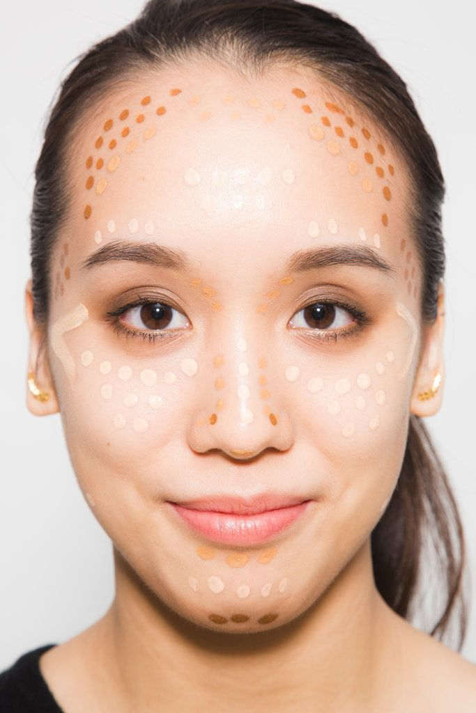 Contour For Less Nyx Cosmetics: Best 25+ Contouring Oval Face Ideas On Pinterest