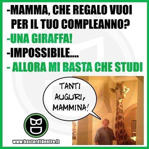 Seguici su youtube/bastardidentro #bastardidentro #scuola #giraffa www.bastardidentro.it