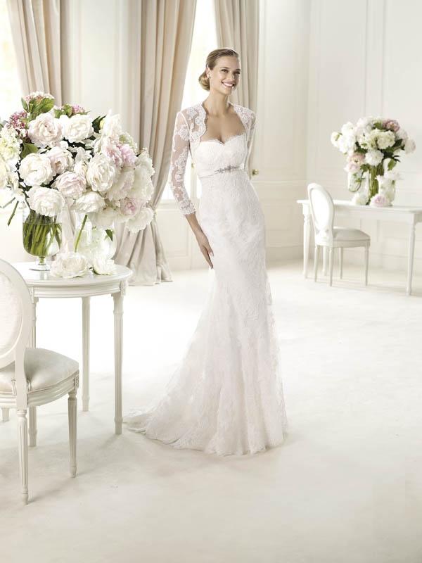 Pronovias Brautmode - dieses Kleid will ich!