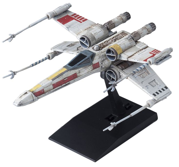 Japan Action Figures - Vehicle model 002 Star Wars X-wing starfighter Plastic *AF27*. Japan Action Figures - Vehicle model 002 Star Wars X-wing starfighter Plastic *AF27*. w/tracking by Jp post. (C) & TM Lucasfilm Ltd. Target age: 15 years old and over.