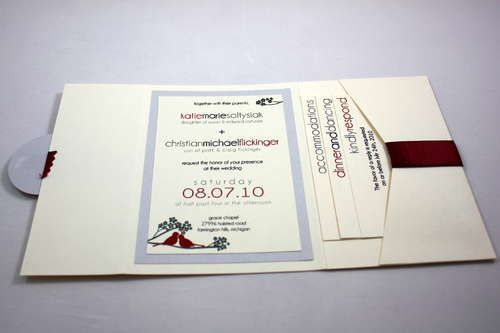 Cheap Wedding Pocket Invitations: 17 Best Images About Crafty, Inexpensive Wedding Ideas On