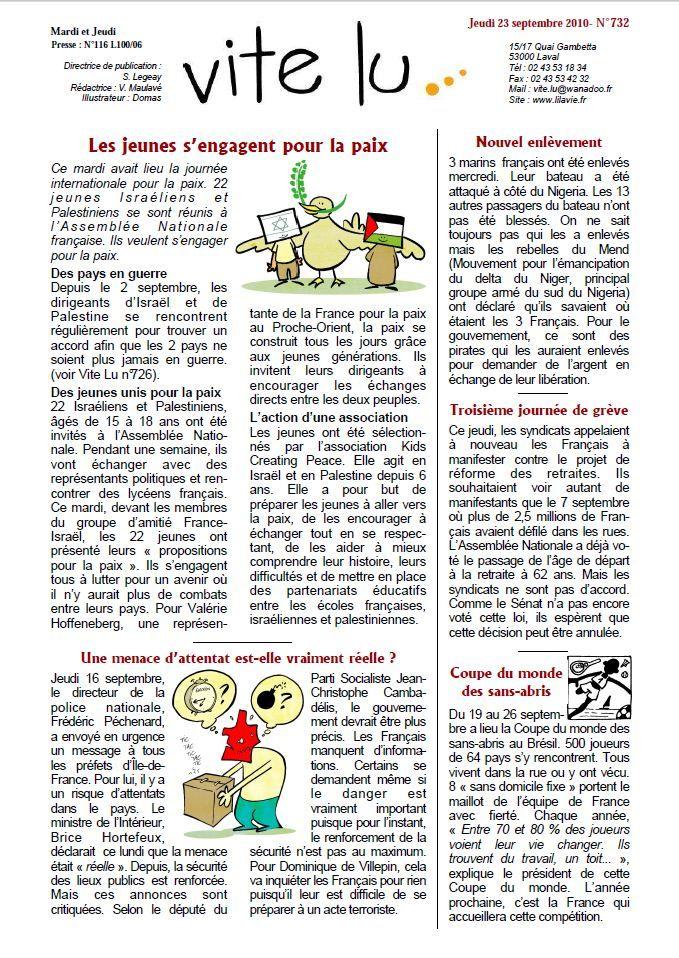 Vite Lu Page1