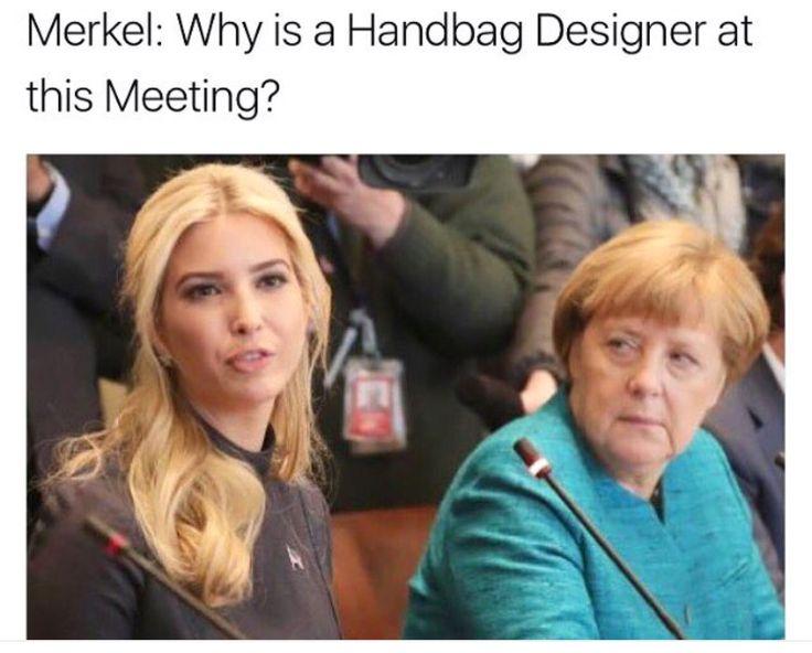 ...A COMPLICIT handbag designer, at that.