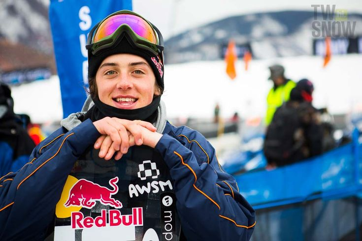 Mark McMorris is always hyped. PHOTO: Chris Wellhausen | Mark McMorris Qualifies First in 2013 Winter X Games Slopestyle Elimination | TransWorld SNOWboarding